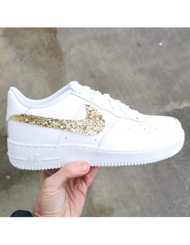 air force 1 baffo oro
