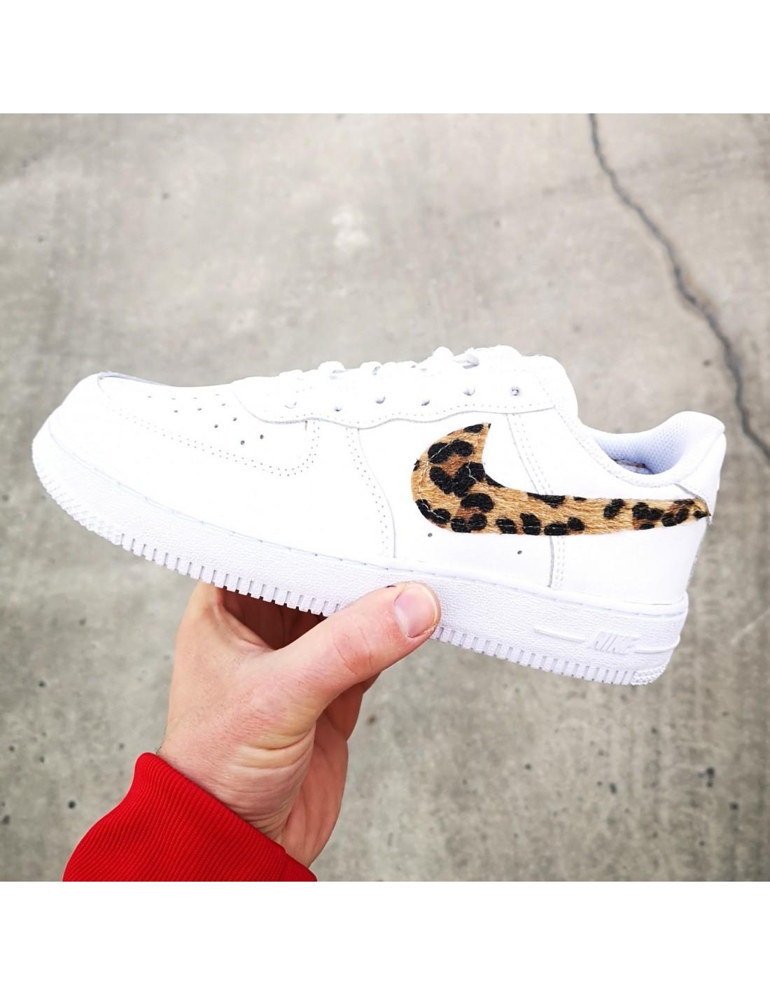 air force 1 leopardo