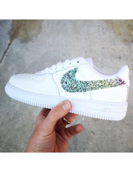 Nike Air Force One AF1 Rainbow